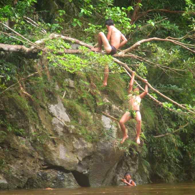Bidayu, Kuching, Sarawak, Malaysia, Borneo