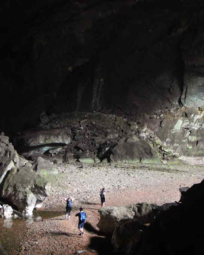 Deer Cave, Gunung Mulu, Sarawak, Malaysia, Borneo