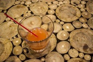 rum punch from jewels, runaway bay