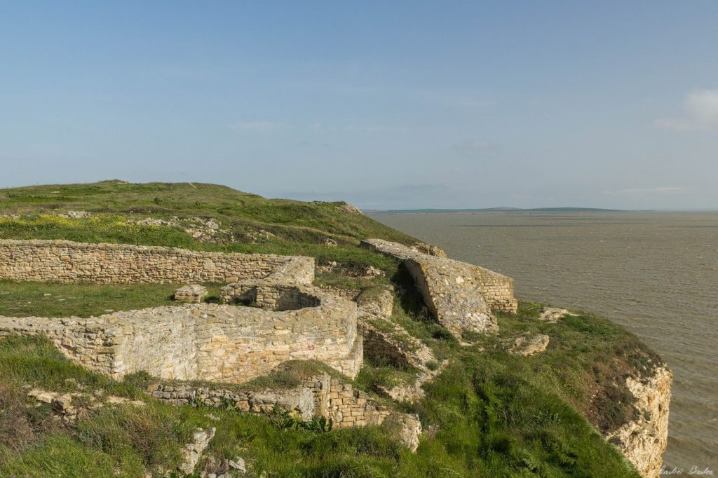 85 - Waves of History. Bike Touring in Dobrogea