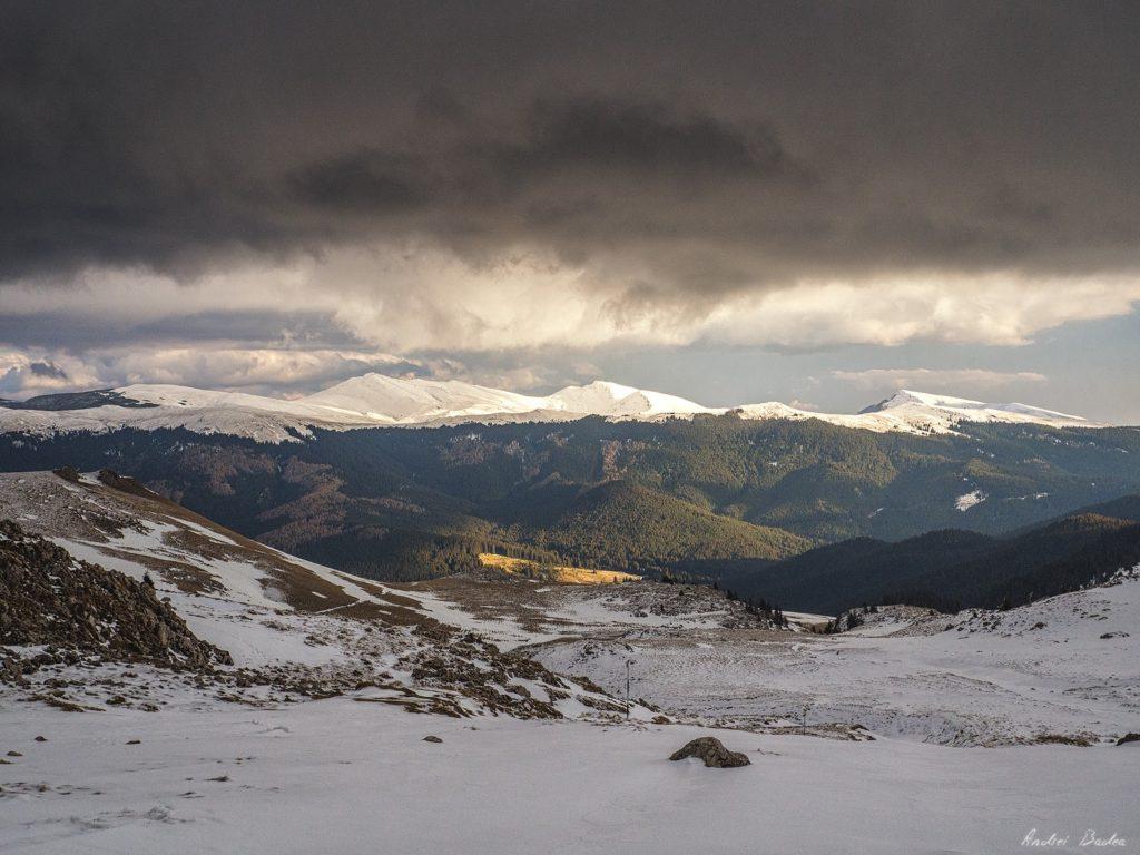 27 1 - Iarna în Bucegi, la Strunga