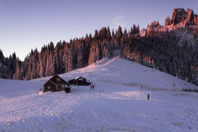 Toamnă-iarnă în Piatra Mare