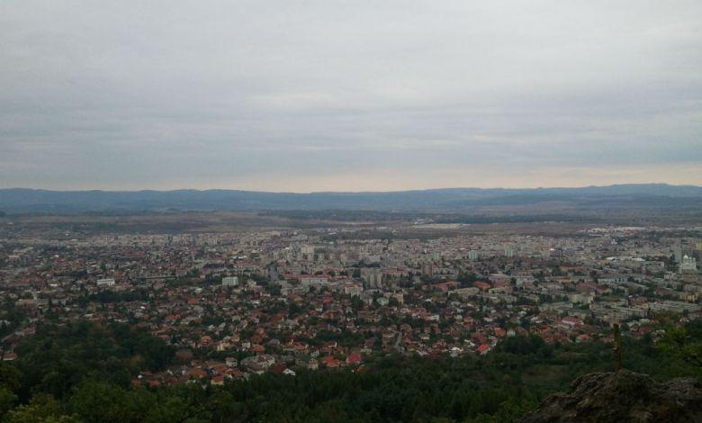 Photo of Baia Mare filmată de sus într-o zi de toamnă