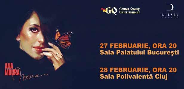 Photo of Uraaa, uraaa! Vine în Cluj Ana Mouraaa!