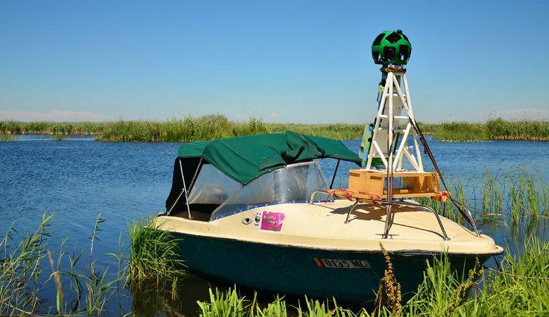 Photo of Delta Dunării poate fi văzută acum și pe Google Street View