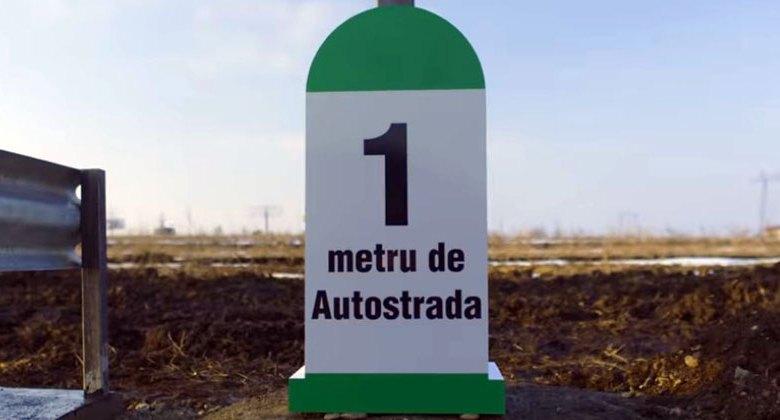 Photo of Un sucevean a construit din banii proprii primul metru de autostradă din Moldova