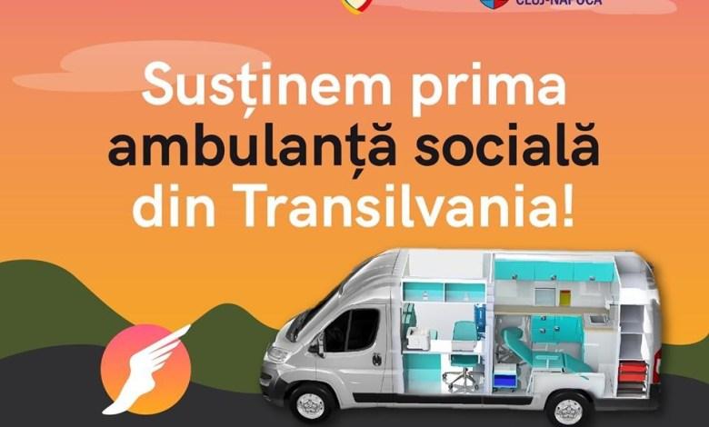 Photo of Walking Month aduce prima ambulanță socială din Transilvania