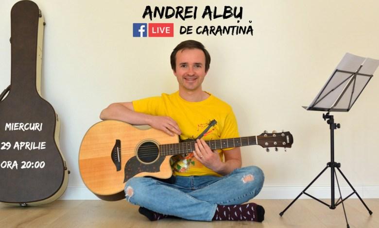 Photo of Primul meu concert transmis live pe Facebook