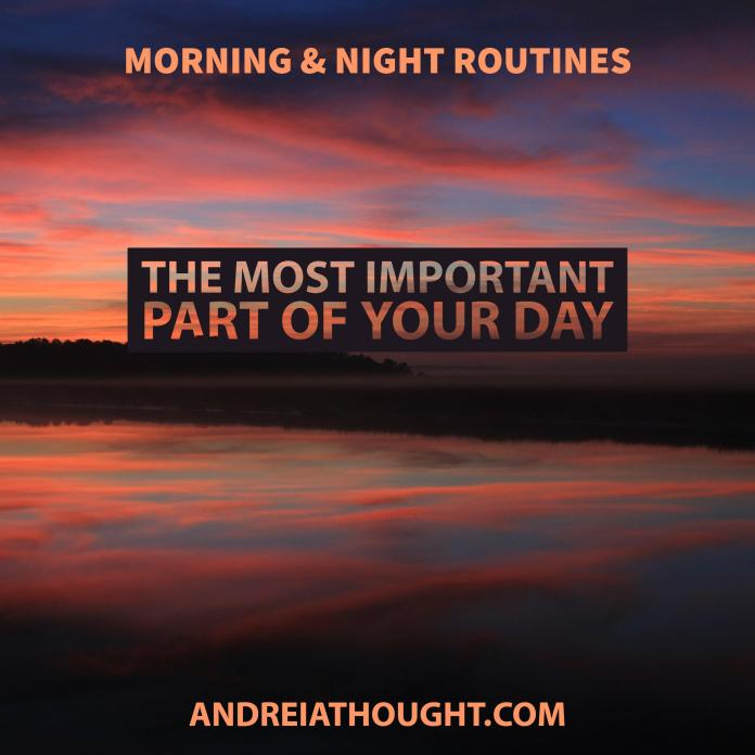 morning-and-night-routines