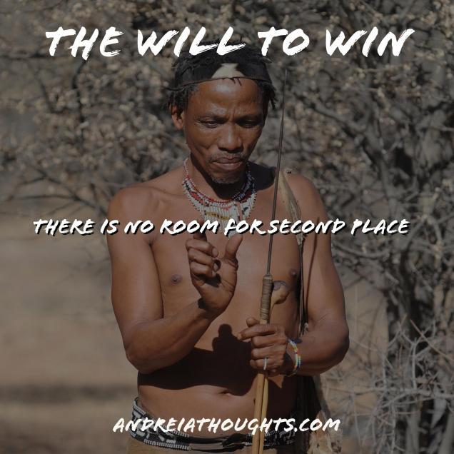 The Will To Win Speech Tony Robbins