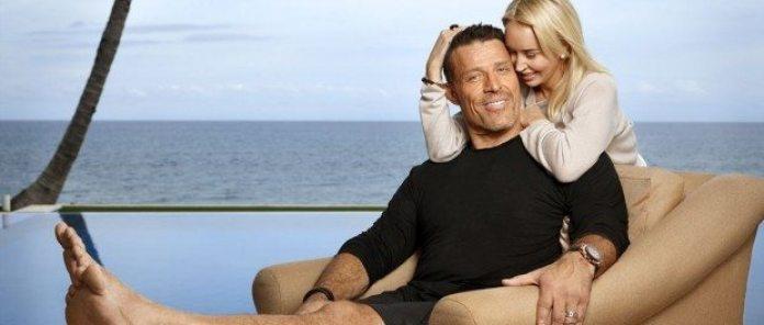 Tony Robbins Winning