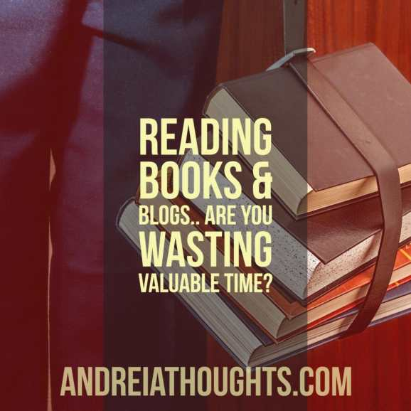 is reading a waste of time