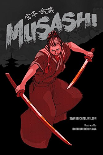 musashi books graphic novel