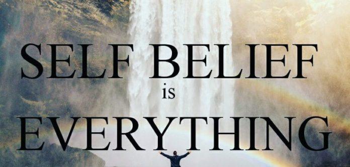 self belief matters