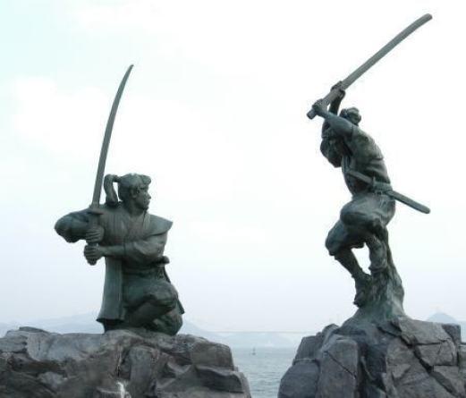 Musashi dueling