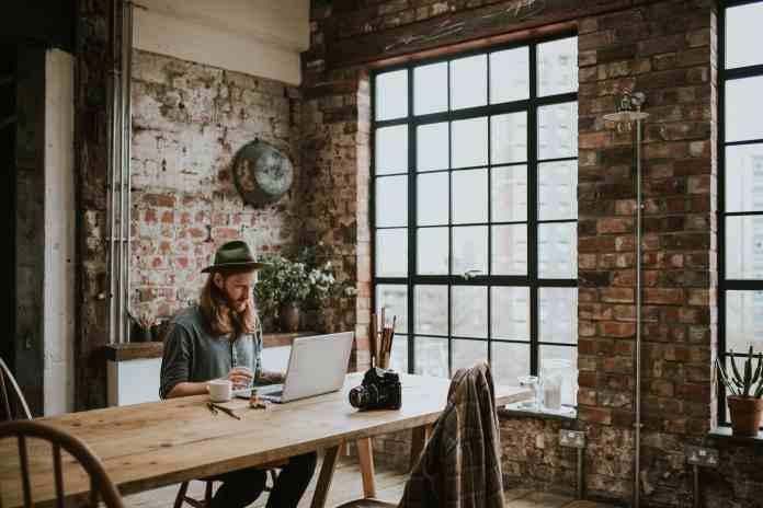 re-arrange your work space