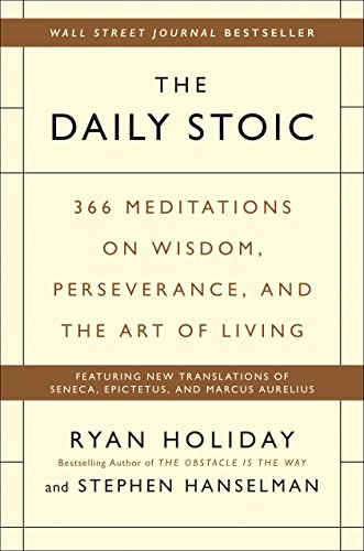 Best books on meditation - the daily stoic