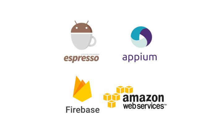 Espresso or Appium? Test Lab or Device Farm?