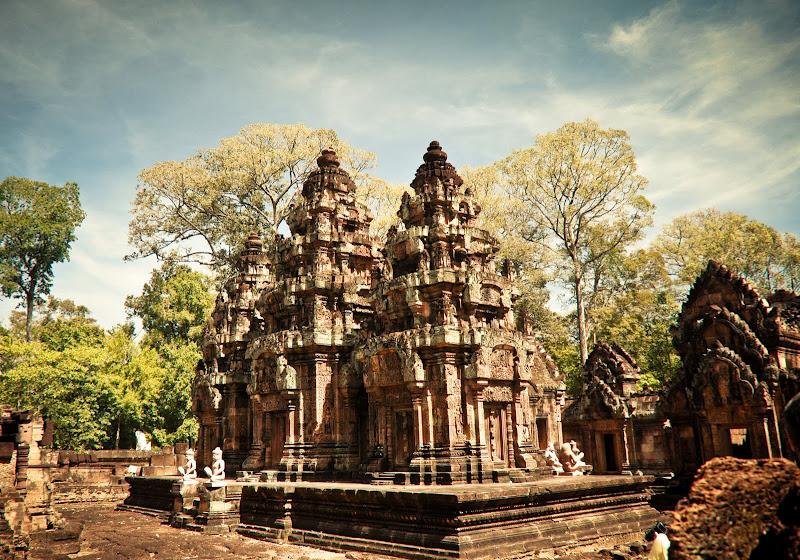 Banteay Srei - photo gallery