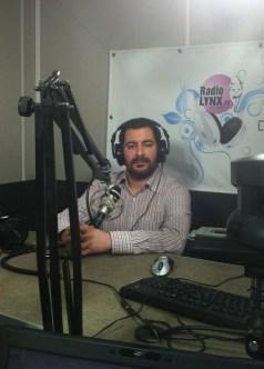 at Radio Lynx