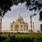 <b>Taj Mahal and Agra</b>