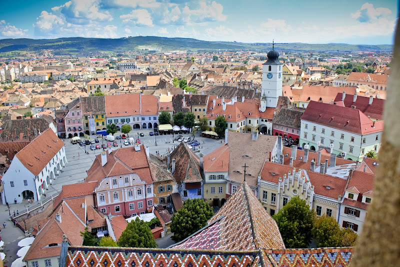 Sibiu travel guide and photo gallery
