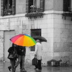 <b>rain and photography - the umbrella treasure hunt</b>