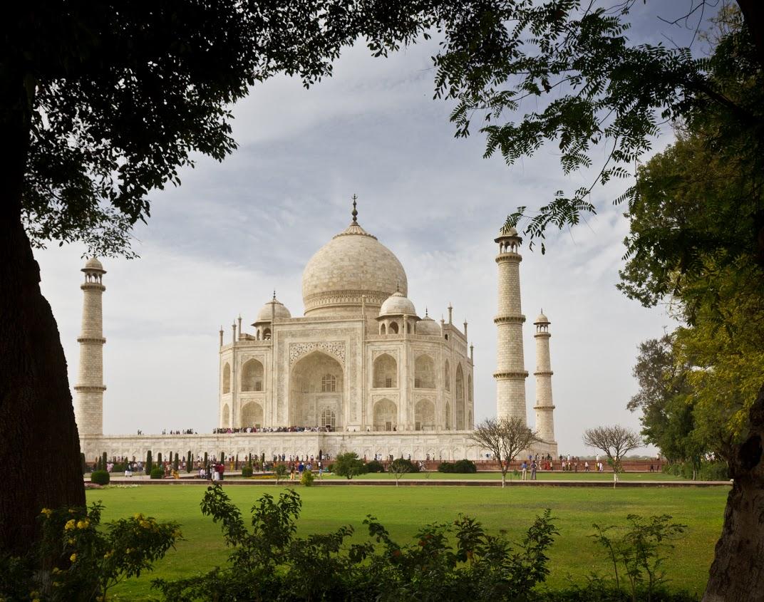 the Taj Mahal travel photos and information