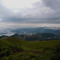 Prin muntii Ciucas.