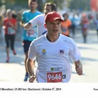 Povestea primului semimaraton pe plat.