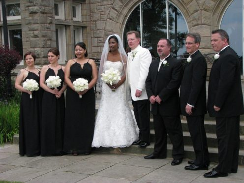 Canadace's Wedding - 142