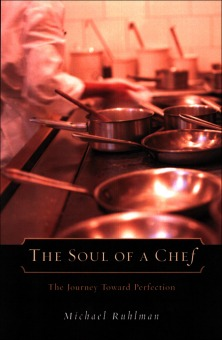 The Soul of a Chef book cover