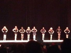 Grizz Girl Auditions 2014 - 24