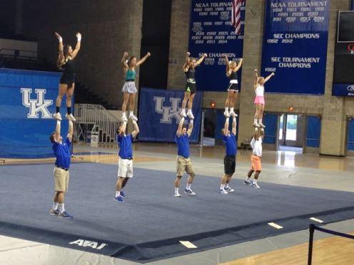 Kentucky Tryouts 2015 - 31 of 53