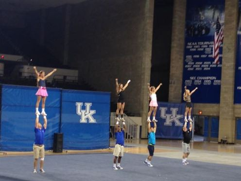 Kentucky Tryouts 2015 - 4 of 53