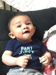 Baby Andrew II - 1