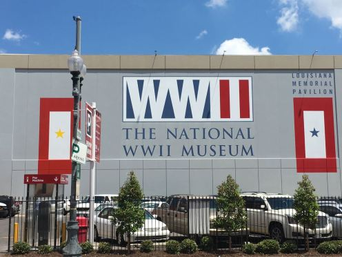 WWII Museum - 1