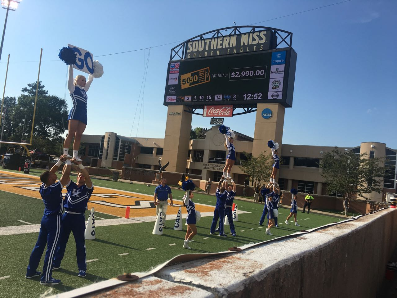 Kentucky at Southern Miss