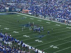 Memphis FB v. UCLA - 4