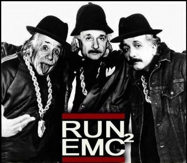Run EMC²