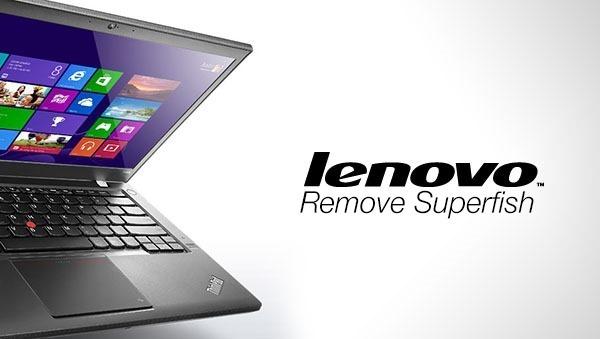 Lenovo publica ferramenta para eliminar o Superfish dos seus PCs