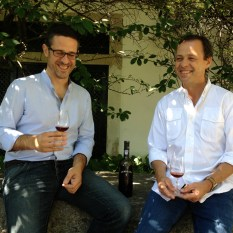Tasting wine with Luís Sottomayor