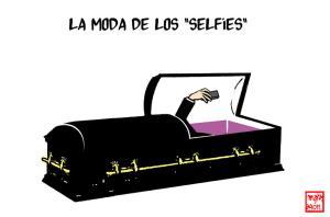 El último selfie
