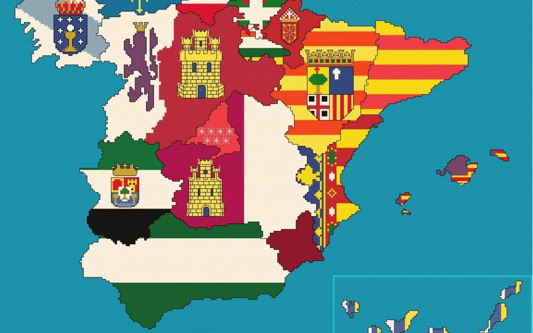 Vuelven los Reinos de Taifas convertidos en Reinos Autonómicos