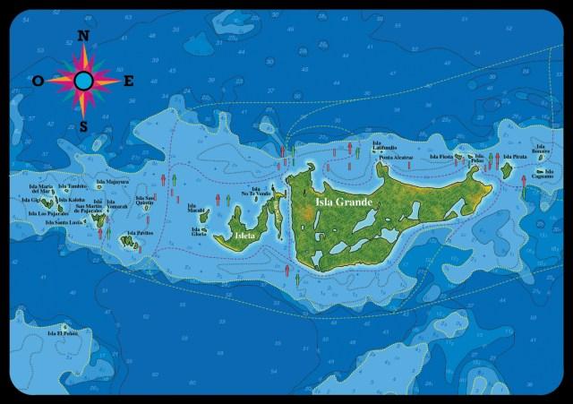 mapa-islas-del-rosario