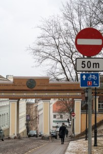 Prolly the most photographed bridge in Tartu