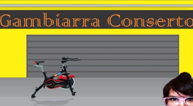 Bike Life Zone – Conserto modo Gambiarra
