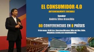 Andrés Silva Arancibia Hotel Sheraton Miramar 2016