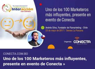 andres silva arancibia, marketing digital, seminarios, charlas, conferencias, speaker, conferencista, autor, conextrategia, experto, redes sociales, CRM, marketing, community manager, tr