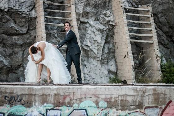 fotografía de bodas en españa, sesión post boda